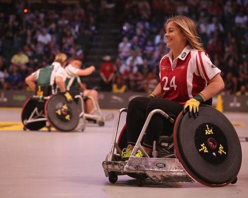Paskirstytos lėšos negalią turinčių žmonių sporto renginiams organizuoti