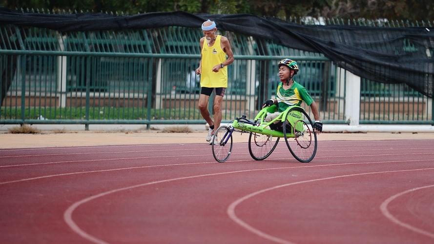 Paskirstytos lėšos neįgaliųjų sporto plėtrą skatinantiems sporto projektams, susijusiems su fizinio aktyvumo veiklomis