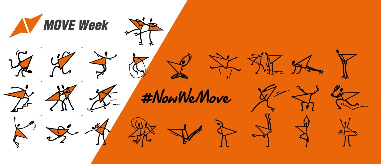 """Europos """"Judėjimo savaitė"""" startuoja. Kviečiame prisijungti!"""